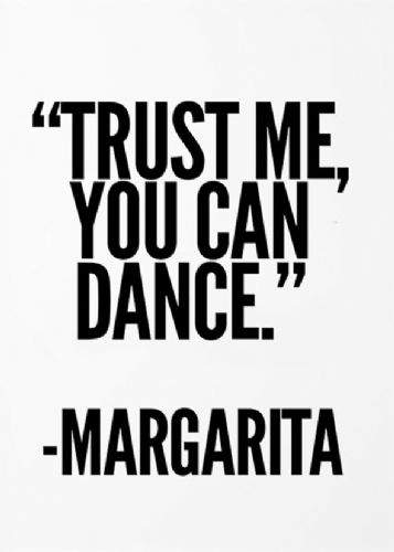 ART - TRUST MARGARITA canvas print - self adhesive poster - photo print